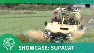 Janes Defence Weekly Showcase:                                   Supacat LRV 400