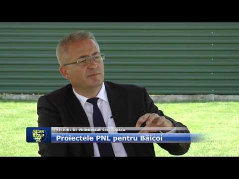 Emisiune electorala  – PNL Baicoi
