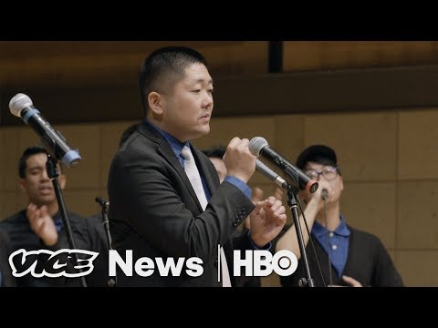 Watch Silicon Valley Nerds Face Off A Capella (HBO)