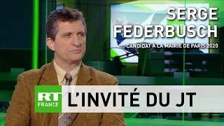 Loi anticasseurs : «Un effet d'annonce liberticide», l'analyse choc de Serge Federbusch sur RT