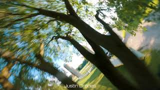 BrockLeeFPV Tree Gaps #TokenChallenge #impulseRc #FpvFreestyle