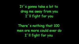 Jason Derulo   Fight For You Original (lyrics)