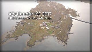 Aðalfundur LSE í Reykjanesi 2017