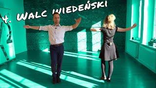 Taniec bez tajemnic |Walc wiedeński #4
