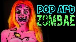 Pop Art Zombie -