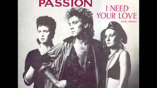 Midnight Passion - I Need Your Love (1985)