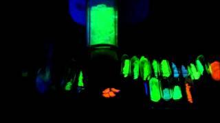 Phosphorescent zinc sulfide