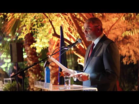 EU Representative Ralph Tarraf speech on the occasion of Europe Day 2017 in Jerusalem