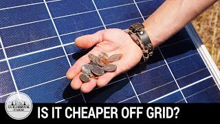 Is It Cheaper Off-Grid? Our First 5 Months Living Off The Grid
