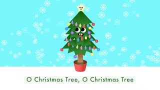 O Christmas Tree - Christmas Song - Lyrics 🎄