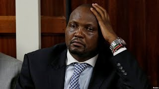 BREAKING NEWS: Moses Kuria freed after spending a night in police custody