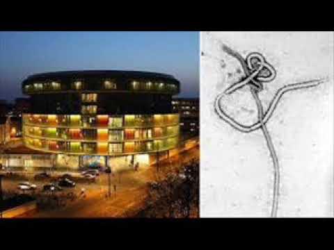 SUSPECT EBOLA  VIRUS CASE IN SWEDEN .-  MAN ADMITTED ENKOPING HOSPITAL!!