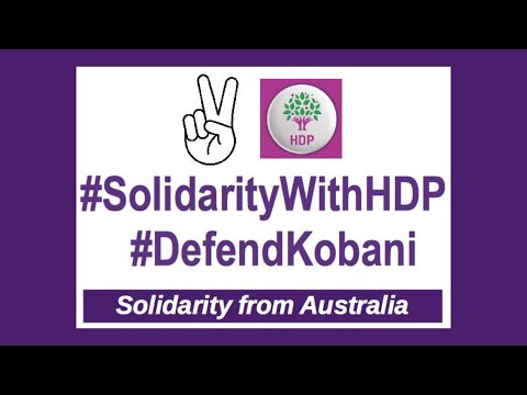 Condemn the bogus show trial of Turkish HDP leaders