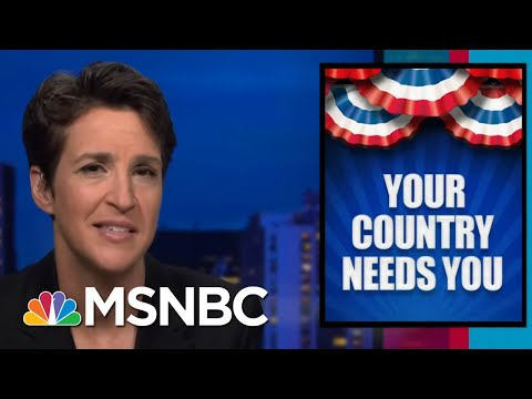 Maddow: Resist Trump's Strategy Of Destroying U.S. Politics, Discouraging Decent Americans | MSNBC