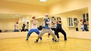 Смотреть онлайн Хороший урок хип хоп танцу для начинающих