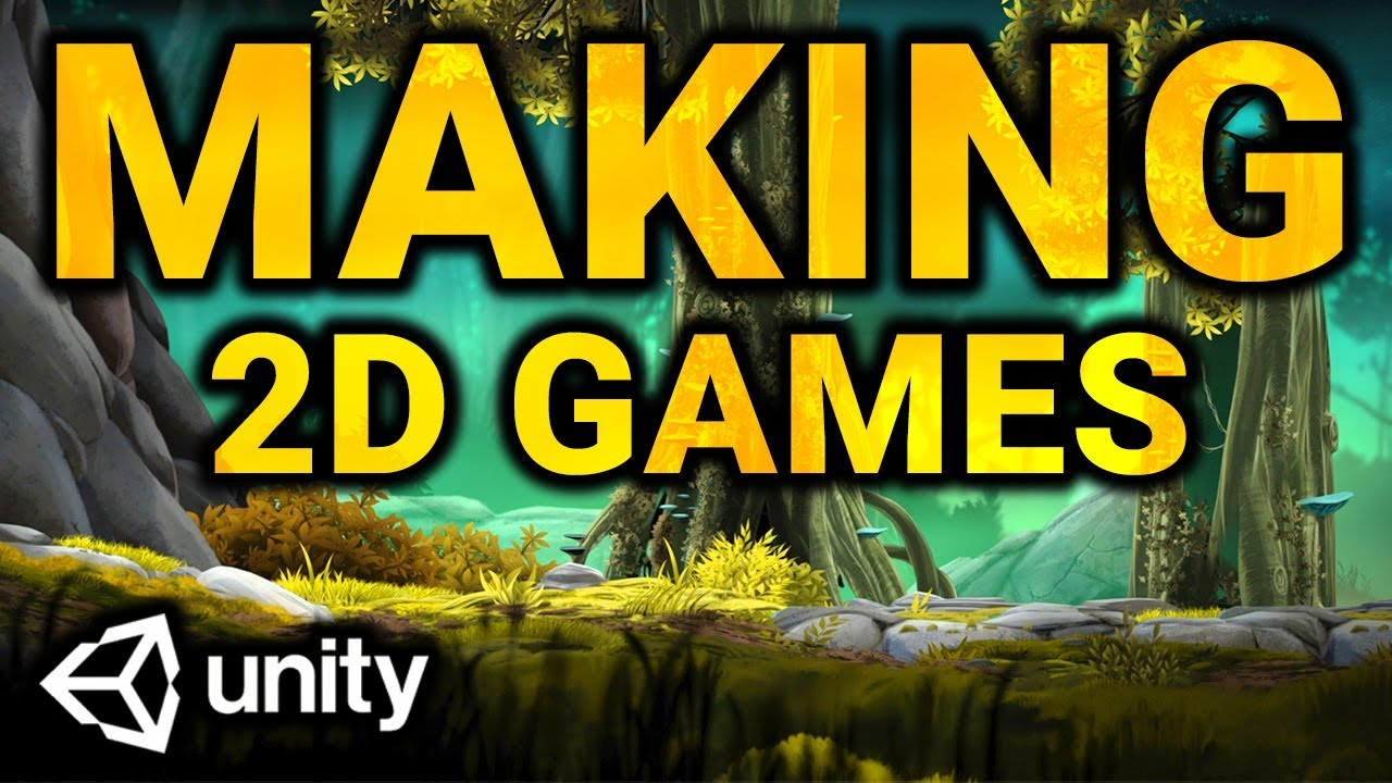 2D LEVEL DESIGN in Unity 2019! 🔥 Making a 2D Game Tutorial