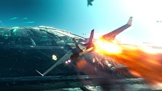 INDEPENDENCE DAY RESURGENCE Official Trailer 2 2016 Jeff Goldblum SciFi Action Movie HD