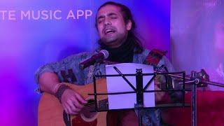 Zindagi Kuch To Bata (Special Song)   Jubin Nautiyal   Kamal Homi Mistry   Gaana Live Session