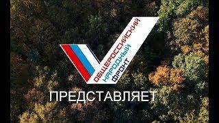 Презентация благоустройства парка им.Гагарина