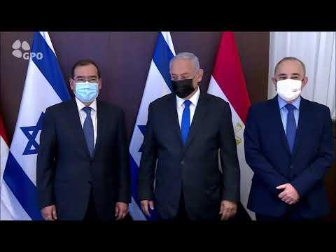 ما دلالات لقاء وزير بترول مصر بنتنياهو في القدس؟