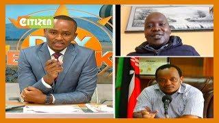 |DAY BREAK| Wambugu vs Cherargei: Split over Jubilee crackdown and new coalitions (26th May 2020)