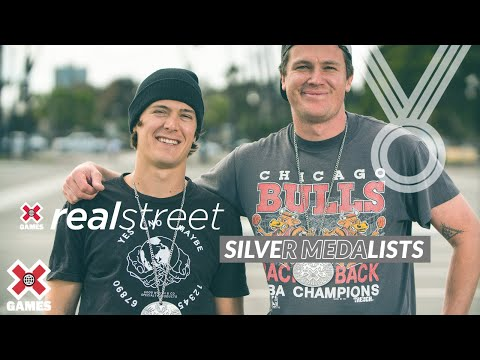 REAL STREET 2020: Silver Medal Video | World of X Games