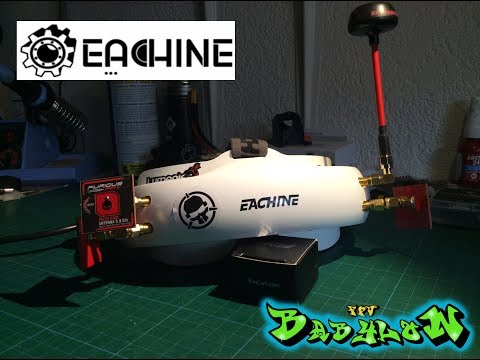 E200D FPV Brille von Eachine Review - Banggood