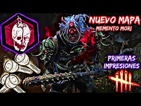 DEAD BY DAYLIGHT/ NEW KILLER THE ONI/ NEW MAPA/ MORI/ PRIMERAS IMPRESIONES/ PTB/ GAMEPLAY ESPAÑOL