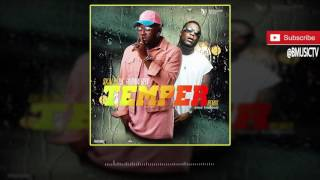 Skales - Temper (Remix) Ft. Burna Boy (OFFICIAL AUDIO 2016)
