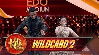 LUAR BIASAAA!! Niken Sinden Cilik Duet Sama Edo, Host Joget Semua - Gerbang Wildcard 2 (4/8)