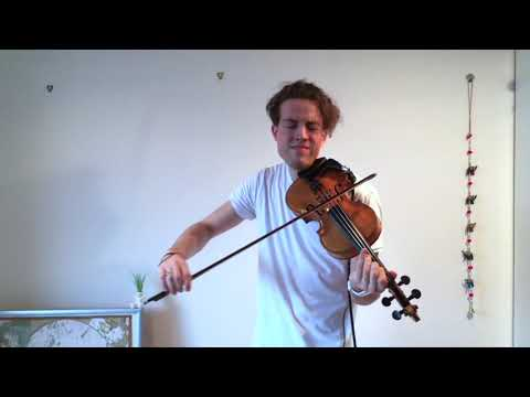 Live Looping Violin Video