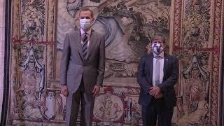 Audiencia a D. Vicenç Thomàs i Mulet, Presidente del Parlamento de les Illes Balears