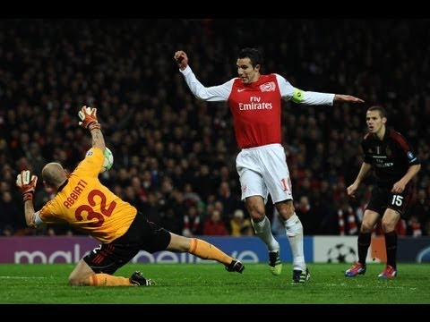 Arsenal 3 AC Milan 0 - Highlights from Sports Tonight Live