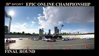 GT Sport - Epic Online Championship - FINAL ROUND