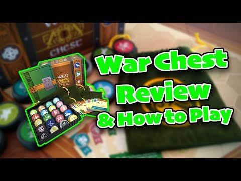 Good Luck, High Five Reviews War Chest