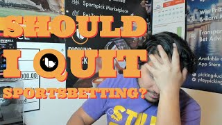 Quit Sportsbetting If You Do These 3 Things