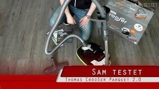 Thomas CrooSer Parquet 2.0  [HD] Deutsch Staubsauger Robert Thomas