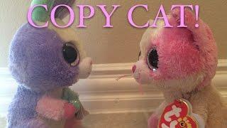 Beanie Boos: COPY CAT!