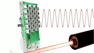 Turning Sound Into a Laser