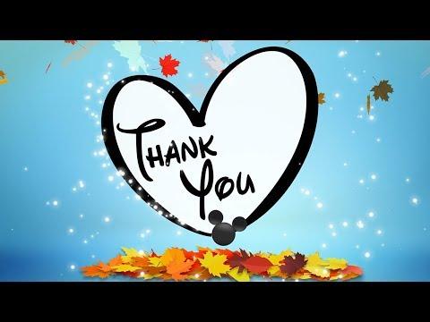 Thank You Celebration Music Video!   Disney Junior