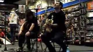 """Don't Call Me Peanut"" by Bayside (acoustic)"