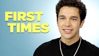 Austin Mahone Talks About His Firsts
