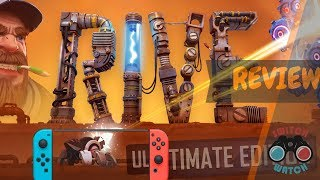 Rive Nintendo Switch Review (Ultimate Edition)