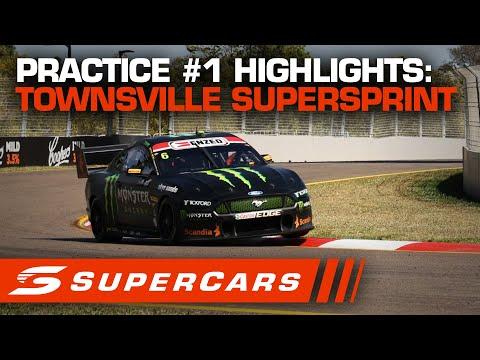 2020年 SUPERCARS Townsville #race19 プラクティス1ハイライト動画