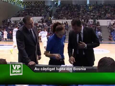 Au câștigat lupta din Bosnia