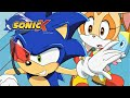SONIC X Ep2 Sonic to the Rescue