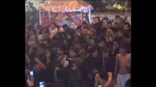preview picture of video 'Jaloos e Zuljinah 9 Muharram 1431 hijri part-13/15'