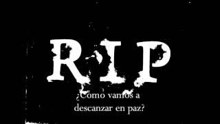 Get Scared  - R I P [Sub Español]