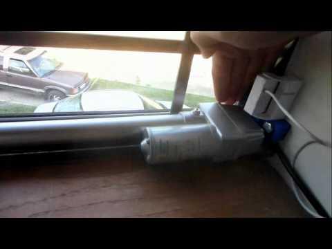 DIY Window Closer Jumps Into Action When It Hears Loud Noises