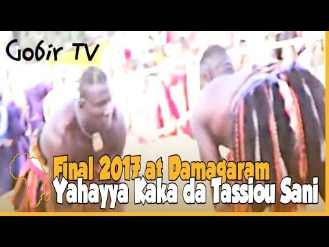 Final: Niger traditional wrestling 2017/2018 - Kokowar karshe Yahayya Kaka da Tassiou Sani